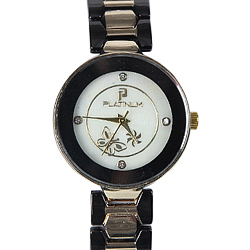 An Attractive Womens Watch Studded with Dazzling Stones