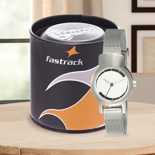 Attractive Fastrack Analog Ladies Watch