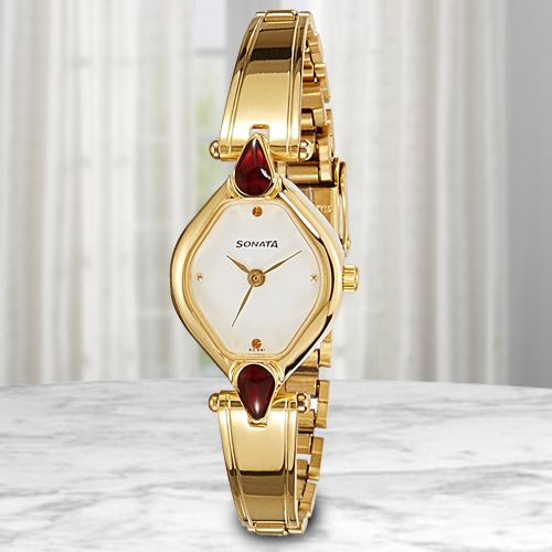 Stunning Sonata Analog Womens Watch