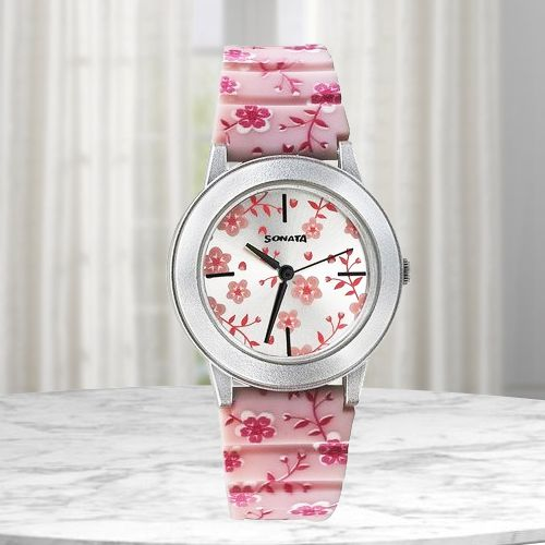 Wonderful Sonata Analog Watch