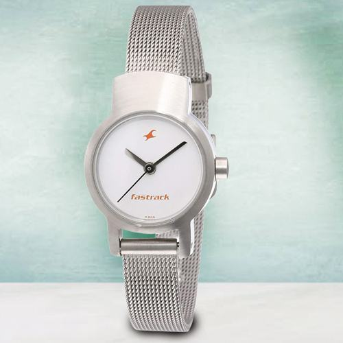 Wonderful Fastrack Upgrade Core Analog Womens Watch