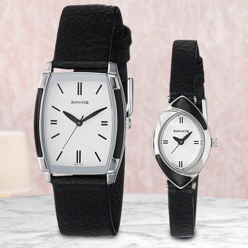 Stunning Sonata Analog Unisex Watch