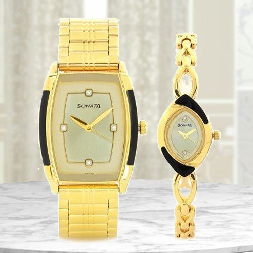 Amazing Sonata Analog Unisex Watch