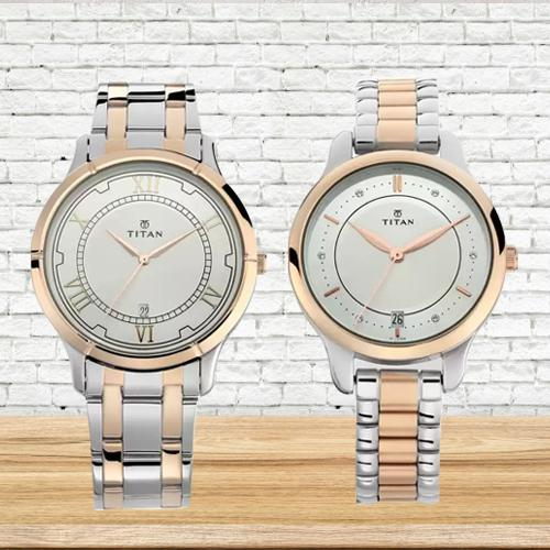 Special Titan Analog Watch for Men N Women