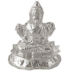 Remarkable Shri Lakshmi Idol